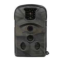 bestok® Weitwinkel 120 ° Spur Jagdkamera hd für mehr Umwelt Scouting Tiere versteckt Unterstützung für Multi Sprache