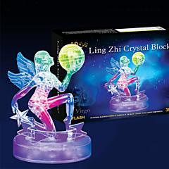 Legpuzzels 3D-puzzels / Kristallen puzzels Bouw blokken DIY Toys 38 ABS Modelbouw & constructiespeelgoed