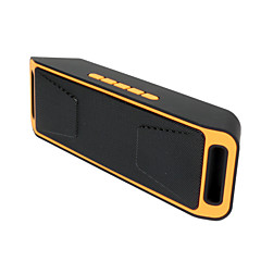 Portable Wireless Speaker Bluetooth 4.0 Stereo Subwoofer TF USB FM Radio Built-in Mic Dual Speaker Bass Sound Speakers