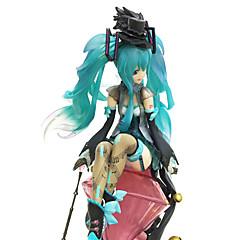 אחרים Hatsune Miku 20CM נתוני פעילות אנימה צעצועי דגם בובת צעצוע