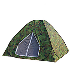 Other 3-4 persons Tent Triple Automatic Tent One Room Camping Tent 1500-2000 mm Fiberglass OxfordMoistureproof/Moisture Permeability