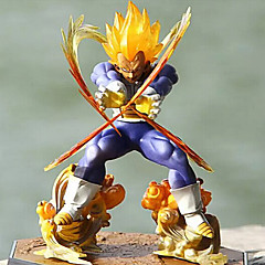 Anime Akcijske figure Inspirirana Dragon Ball Vegeta PVC 15 CM Model Igračke Doll igračkama