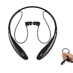 hbs800 nakkebøyle stil trådløs sport stereo bluetooth headset hodetelefon med mikrofon for iPhone og andre