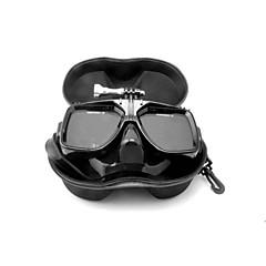 Diving Masks Mount / Holder Adjustable All in One ForAll Gopro Xiaomi Camera Gopro 5 Gopro 4 Gopro 4 Session Gopro 3 Gopro 2 Gopro 3+