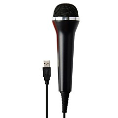 Universal USB Wired Microphone for PS4/ PS3/ PS2/ Xbox One /Xbox 360/ Wii/ PC