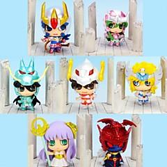 Saint Seiya Others 6CM Anime Akcijske figure Model Igračke Doll igračkama