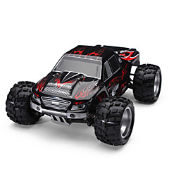 Buggy WLToys A979 1:18 Brush Electric RC Car 50KM/H 2.4G Blue / Black Ready-To-GoRemote Control Car / Remote Controller/Transmitter /