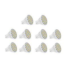 7W GU10 LED Spot Lampen 18 SMD 5630 570 lm Warmes Weiß / Kühles Weiß AC 220-240 V 10 Stück