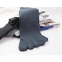 Meias de Dedo Anti-Derrapagem Redutor de Suor para Ioga