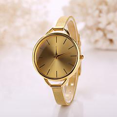 גברים לנשים שעוני אופנה קווארץ שעונים יום יומיים מתכת אל חלד להקה בוהמי כסף זהב מוזהב