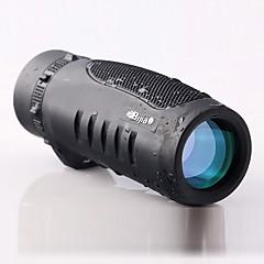 BIJIA 8.5x 32 mm Monocular HD BAK4 Alta Definição / Spotting Scope / Visão Nocturna / Impermeável / Genérico / Roof Prism 378ft/1000yds