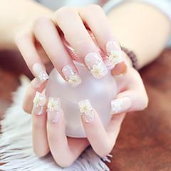 24X / set falsche Nägel falschen Nagel fertig Maniküre Nägel Tipps