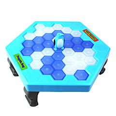 Brætspil Spil og puslespil Originale Pingvin PVC Marine Til drenge Til piger