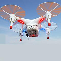 Cheerson CX 30W-TX Cepillo Eléctrico Quadcopter RC 4ch 2.4G EPO Necesita Un Poco de Ensamblaje