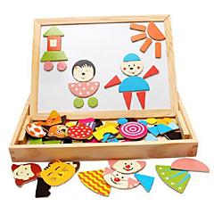 sort en bois magnétique sort, les enfants planche à dessin magnétique, les jouets éducatifs bébé de la petite enfance