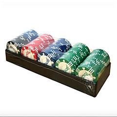 as fichas de poker de bicicleta terno 100 abs entretenimento material de casino
