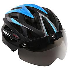 MOON Unisex Jezdit na kole Helma 25 Větrací otvory CyklistikaCyklistika Horská cyklistika Silniční cyklistika Rekreační cyklistika