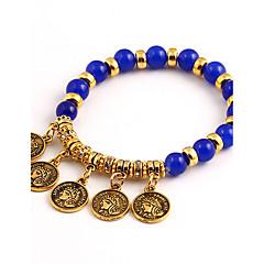 Damen Armbänder Private Perlenkollektion Alluminium / Acryl Multi-Stein
