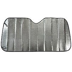 140 * 70 aluminium auto frontrute parasoller solen protector