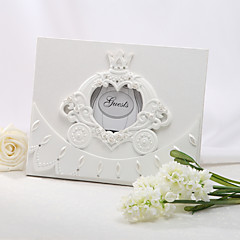 樹脂 童話テーマWithラインストーン 結婚式芳名帳
