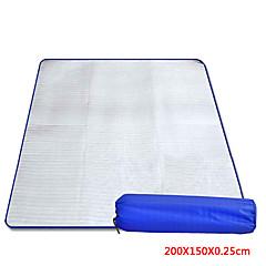 Almofada de Campismo / Almofada de Dormir / Almofada de Piquenique(Prateado) -EVA-Á Prova de Humidade / Prova de Água / Á Prova-de-Pó /