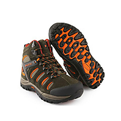 BAIDENG Men's Climbing  Hiking  Leisure Sports  Backcountry Sneakers  Lace-ups  Hiking Shoes Spring  Summer