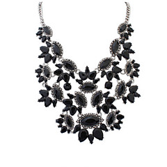 Fashion Necklace Fine Droplet Size Accessories