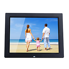 14 inch digital picture frame 1024768 usb 20 with clockmusicmovie play support