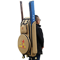 JI LI LAI קופסאות דיג קופסת כלים רב שימושי מגשים3 55*22*105 PU / עור