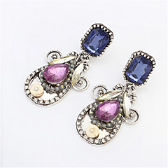 Stylish Atmosphere Diamond Earrings