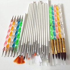 Nail Brush Kit Nail SalonTool Nail Art Make Up