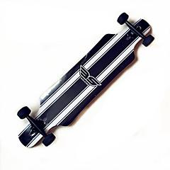 Longboards Skate Skates padrão 6008ABEC-9-Branco/preto Branco + vermelho