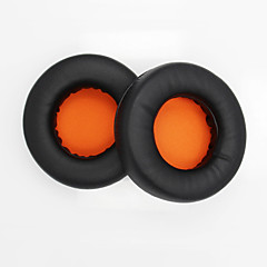2Pcs 90mm Replacement Ear Pads Ear Cushion For Razer Kraken Game Headphones
