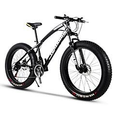 Geländerad Comfort Bikes Schneefahrrad Radsport 21 Geschwindigkeit 26 Zoll/700CC 40mm SHIMANO 30 Öl - Scheibenbremse Federgabel
