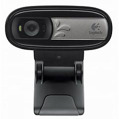 Logitech® C170 nettverk hd bærbar stasjonær videokameraer med mikrofon