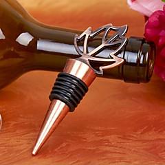 Groom / Groomsman - 1 Piece/Set Wine Bottle Stopper Practical Barware Tool Wedding Favor