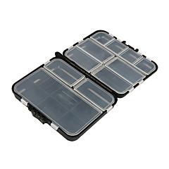 קופסת כלים עמיד למים רב שימושי מגש1*#*12 מתכת פלסטיק