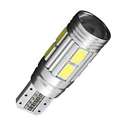 T10 טריז CANbus 2x הלבן 192 168 194 w5w 10 12v ללא שגיאות הנורה מנורת אור הובילו SMD 5630