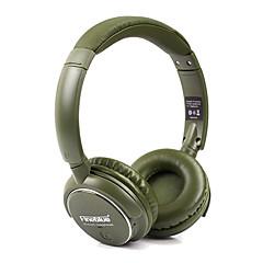 Fineblue FHD8000 ヘッドホン(ヘッドバンド型)Forメディアプレーヤー/タブレット / 携帯電話 / コンピュータWithマイク付き / DJ / ボリュームコントロール / FMラジオ / ゲーム / スポーツ / ノイズキャンセ / Hi-Fi / 監視