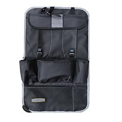 Držák organizátor auto zpět autosedačka multi-kapsa skladování cestovní visí taška plenka taška dětská sedačka ipad visí sáček