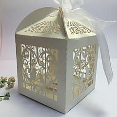 Geschenkboxen / Geschenk Schachteln(Himmelblau / Elfenbeinweiß / Gold / Champagner / Lila / Silber / Rosa / Rot / Weiß,Perlenpapier) -