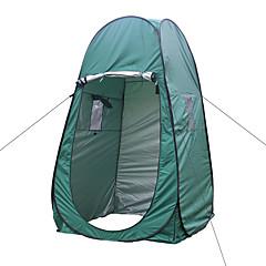 עמיד למים אוהל כחול / ירוק צבאי