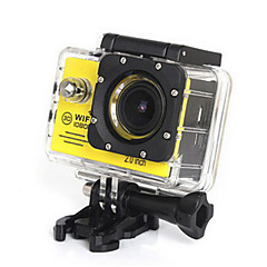 """OEM-fabrik 2"""" Allwinner TF-kort Sort Bil Kamera"""
