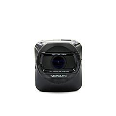 Autó DVR a73g különleges design jó minőségű 1080p HD Egyaknás autó DVR felvevő builtin gps gyári kínálat
