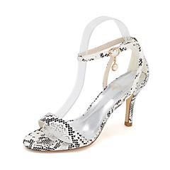 Women's Sandals Spring / Summer / Fall Heels / Sandals Leatherette Dress / Casual