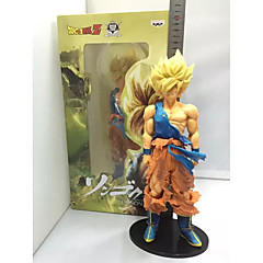 Dragon Ball Goku PVC 35cm Anime Akcijske figure Model Igračke Doll igračkama
