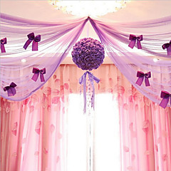 Organza Svatební dekorace-1ks / Set Jaro Léto Podzim Zima Nepersonalizováno