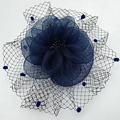 נשים רשת כיסוי ראש-חתונה / אירוע מיוחד / קז'ואל קישוטי שיער / Birdcage Veils חלק 1