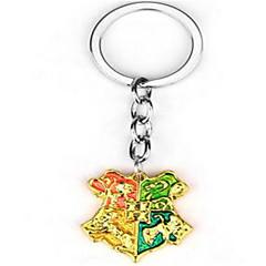 Hogwarts instituto clássico sinais carro chaveiro