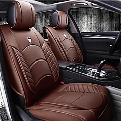 h2203 neue hochwertige Leder-Autokissen Universal Jahreszeiten Kissen Sitzbezug